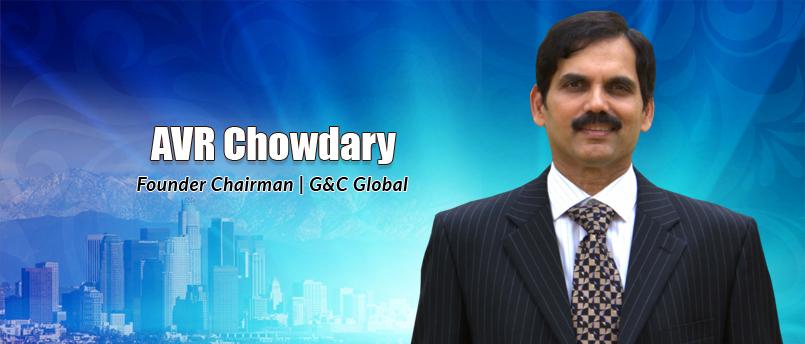 AVR Chowdary